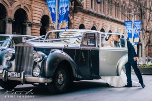 """""""Maddie"""", Rolls Royce Silver Dawn 4 seater"""