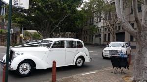 """""""Eva"""", Vintage Sedan 3 seater"""